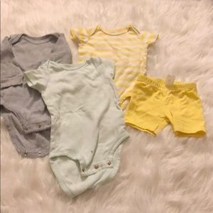 Matching Sets - Baby girl set